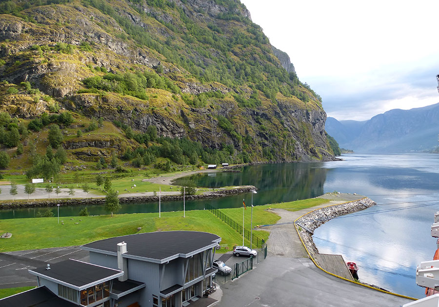 Norway to Finland Norwegian Fiords