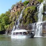Kimberley spectacular waterfalls