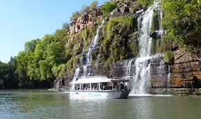 Kimberley Waterfall